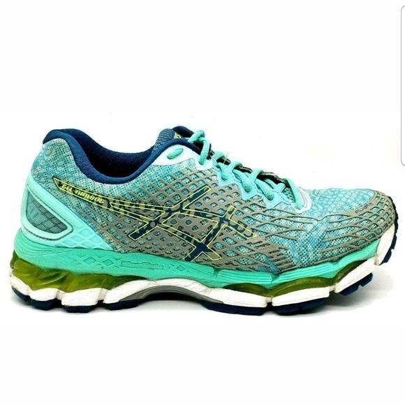 quality design 98459 f7f0a Womens Asics Gel Nimbus 17 Sneakers T5N5N Running